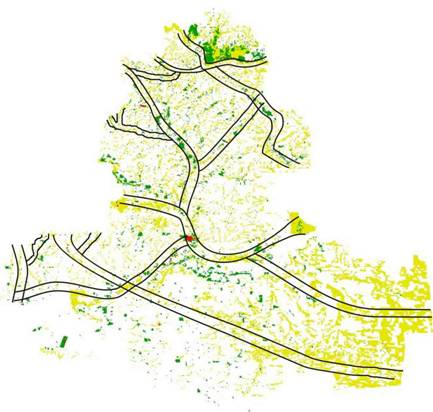 ГИС-проект «Экологическая сеть